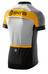 Skins Cycle Short Sleeve Promo Jersey Men yellow/black/white